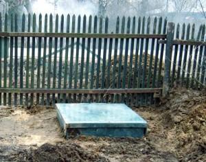 канализация на даче септик