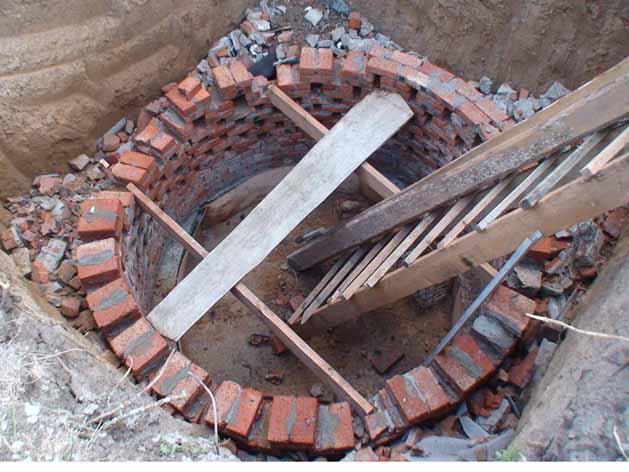Как правильно сделать яму